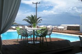 Mykonos - Anemoessa Boutiquehotel, Pool