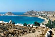 Mykonos - Surf Bucht