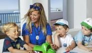 Kos - ROBINSON Club Daidalos, Kinderbetreuung im Roby Club