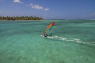Tobago - Radical Sports, Windsurfen