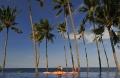 Bali - Kubu Indah Resort, Pool, Blick auf Meer