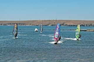 Sigri Lesbos, Surf Action