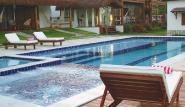 Sao Miguel do Gostoso - Vila Emanuelle, Blick Pool mit Hydromassage