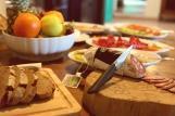 Lo Stagnone - Villa Vajarassa, italienische Köstlichkeiten