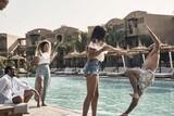 El Gouna - Cooks Club, Fun am Pool