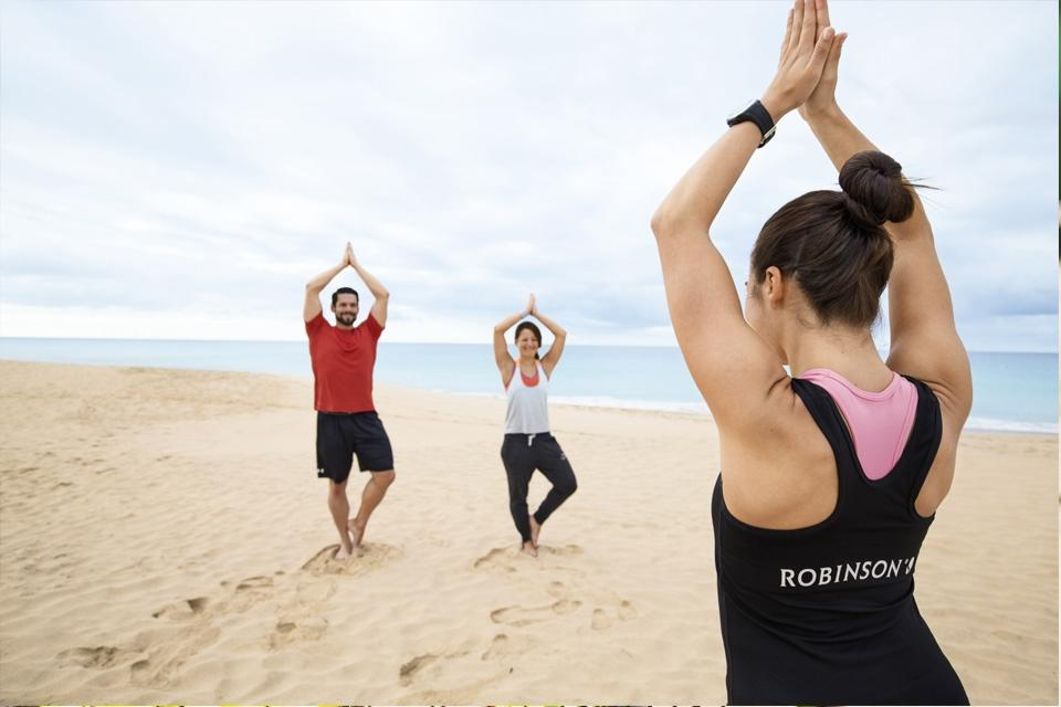 Fuerteventura - ROBINSON Club Jandia Playa, Yoga