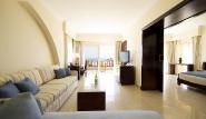 Soma Bay - Robinson Club, Suite Superior Meerblick, Wohnbereich