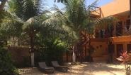 Jericoacoara - Vento de Jeri, Palmengarten