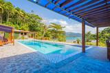 Thalassa Dive Resort Lembeh, Pool Restaurant