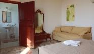 Lo Stagnone - Villa Vajarassa, Doppelzimmer Tramontana, Blick Bad