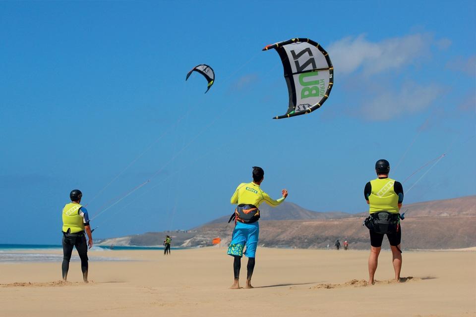 Fuerteventura - ROBINSON Club Esquinzo Playa, Kiteschulung ION