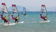 Lefkada - Surfaction bei Girlscamp