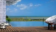 Jericoacoara - Chili Beach, Pool mit Ausblick