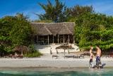The Manta Resort - Ansicht vom Meer