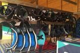 Dakhla Süd - Heliophora Riders Camp, Station mit Ausrüstung