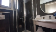Karpathos - Thalassa Suites, Bad mit Dusche