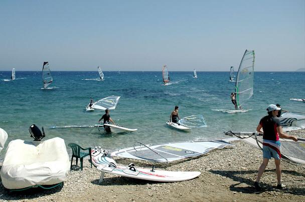 Samos - Surf Revier