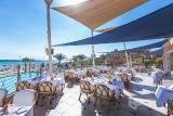 Safaga - Shams Prestige, Restaurant Außenbereich
