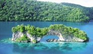 Palau, Felsentor