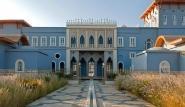 El Gouna - La Maison Bleue, Aussenansicht