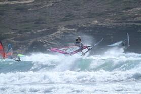 Rhodos Prasonisi - Pro Center Christof Kirschner, Surf Action Jump
