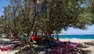 Kreta - Schattenplätze am Spot