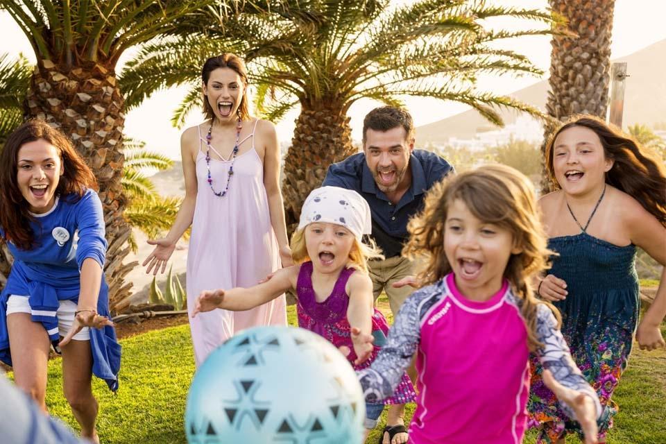 Fuerteventura - ROBINSON Club Esquinzo Playa, Spaß für die ganze Familie