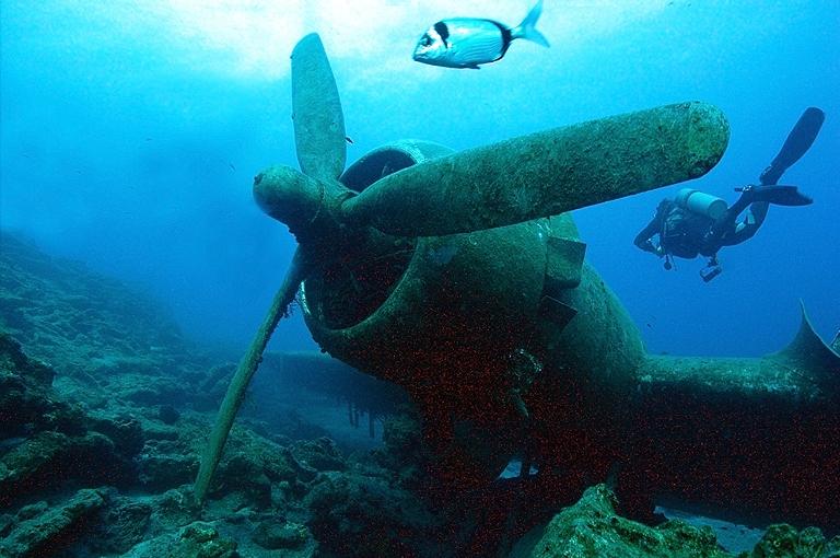 Türkei - MSY Okyanus,  Wracktauchen © jdive