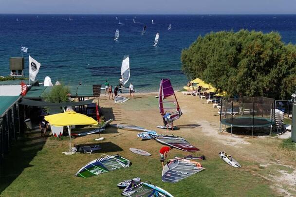 Samos - Kokkari Surf&Bike Center