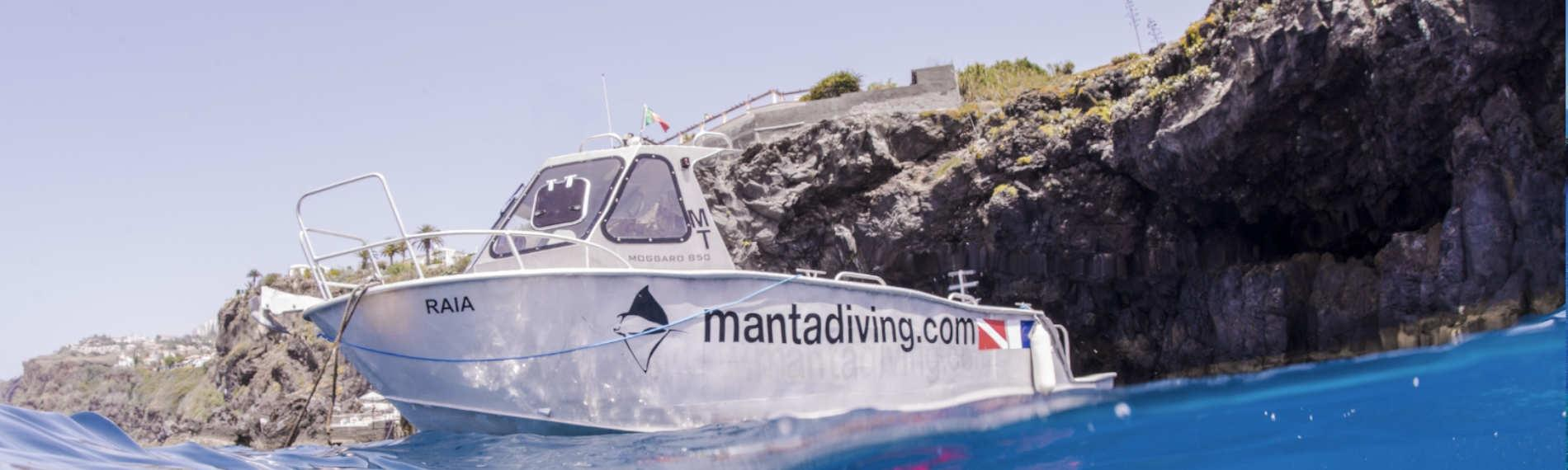 © Manta Diving