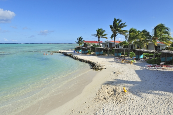 Bonaire - Sorobon Beach Resort, Strand