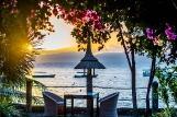 Cebu -  Dolphin House, Chill Area