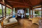 Gangga Island Resort, Deluxe Bungalow, Veranda