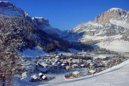 Skisafari Dolomiten La Villa - © Freddy Planinschek