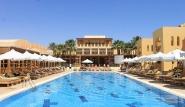 El Gouna, Steigenberger Golf Resort, Pool mit Blick Richtung Restaurant