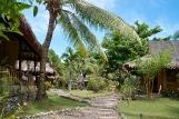Bohol - Oasis Resort, Garten Bungalow