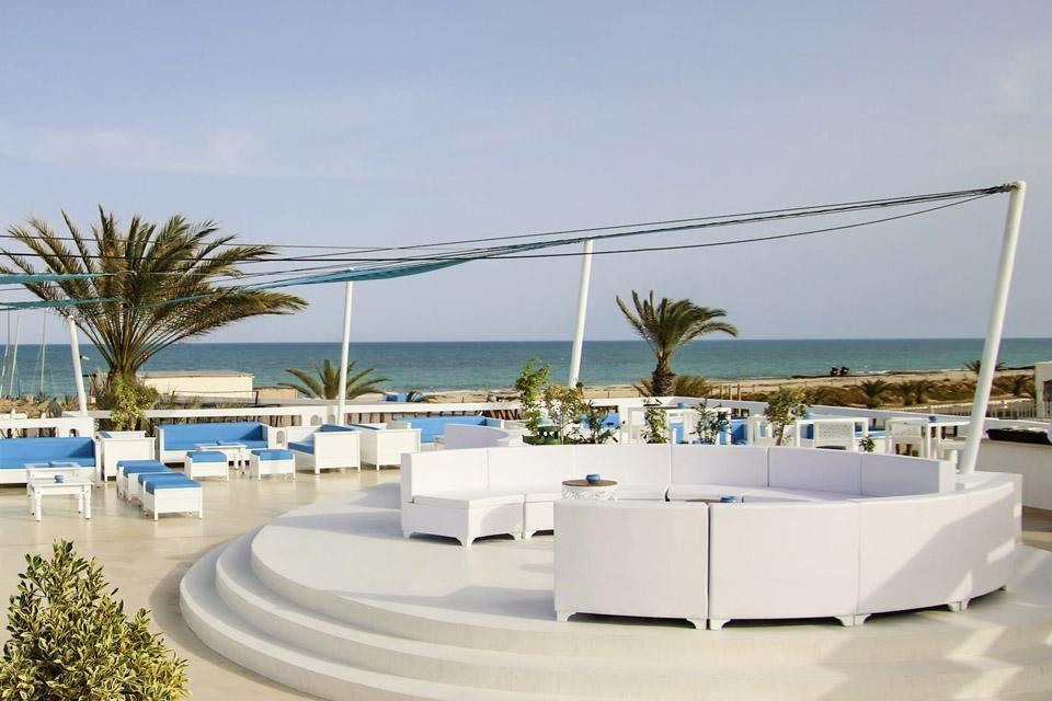 Djerba - ROBINSON Club Djerba Bahiya, Lounge