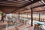 Safaga - Shams Safaga, Strandrestaurant