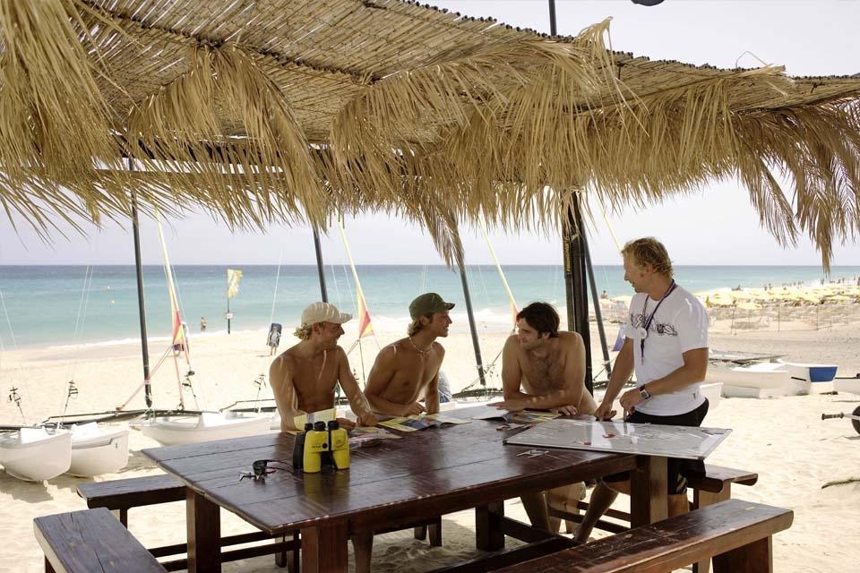 Fuerteventura - ROBINSON Club Esquinzo Playa, Wassersport Center