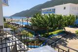Lefkada, Surf Hotel, Zimmer mit Meerblick, Balkon