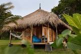 Sekotong Pearl Beach Resort  Bamboo Cottage Bad