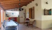 Rhodos Trianda - Surfhaus Studios, Terrasse mit Bar