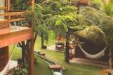 Jericoacoara - Naquela, Blick vom Balkon