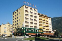 Hotel Alpes&Rhone