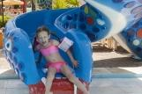 Rhodos Trianda - Calimera Sunshine, Wasserrutsche