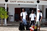 Zanzibar - East Africa Diving, Team