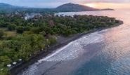 Bali - Matahari Beach Resort,  Aerial View