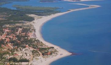 Barra Grande Überblick