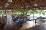 Molukken  Sali Bay, Restaurant