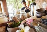 Sekotong - Pearl Beach Resort,  Frühstück
